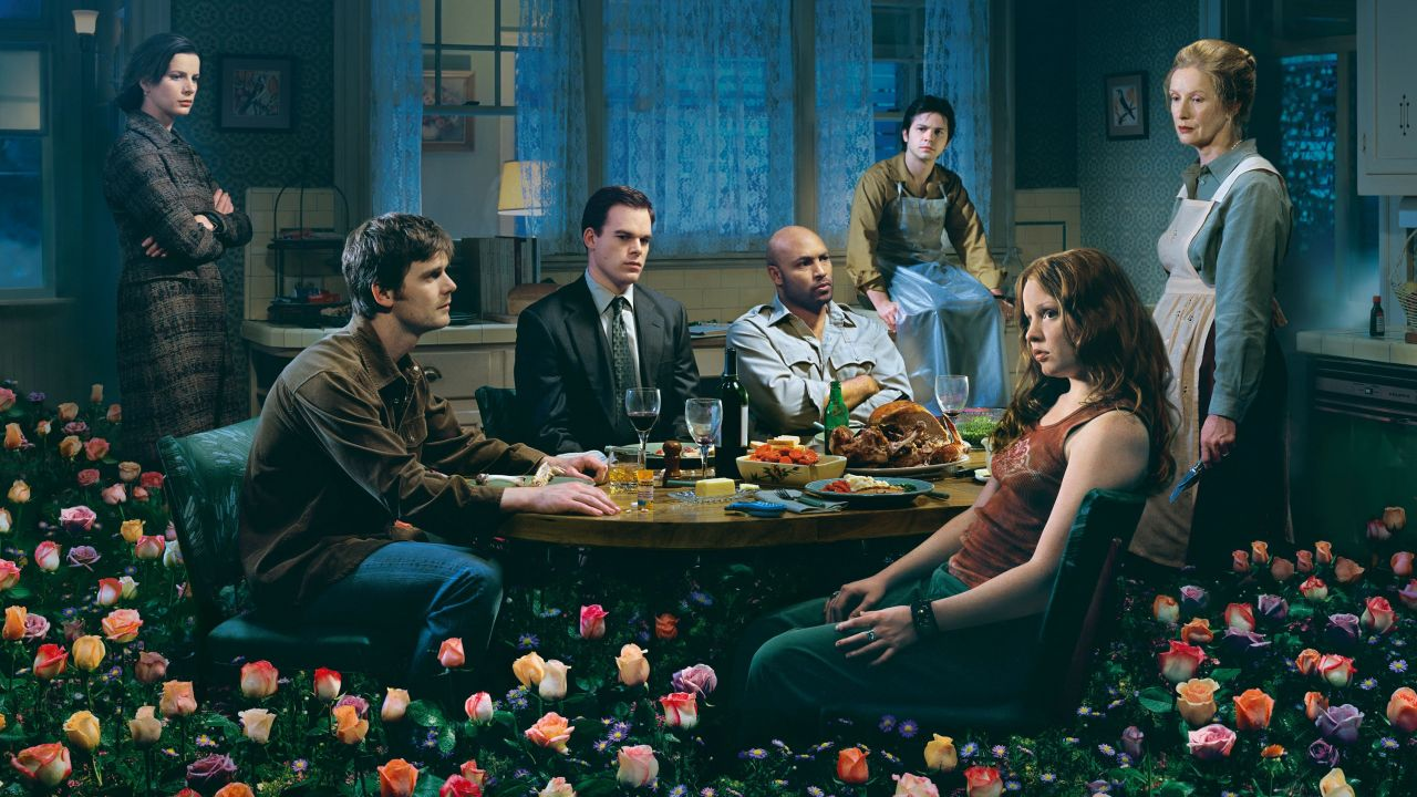 six feet under staffel 1